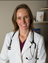 Dr. Charity Stone